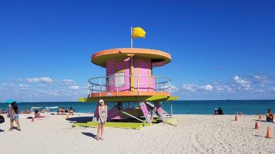 Lummus Park Beach Side Of The