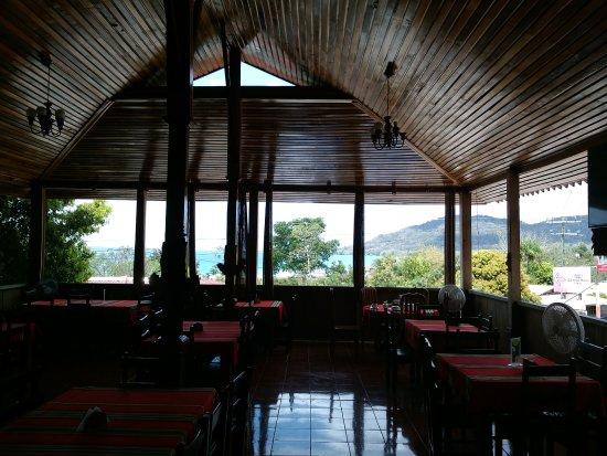 Hotel Las Gardenias: La vista increible