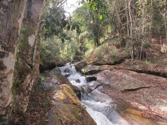 Itamonte, MG: Cachoeira do Escorrega