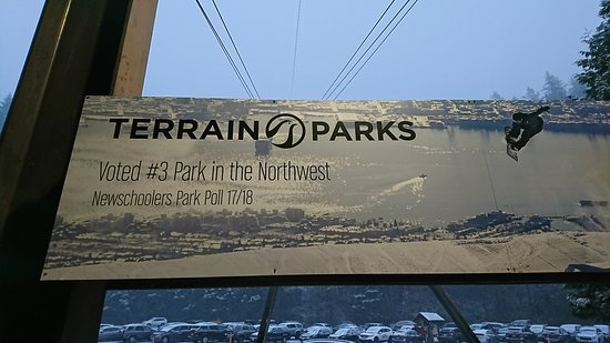 North Vancouver, Canadá: apparently it's the #3 park in the northwest