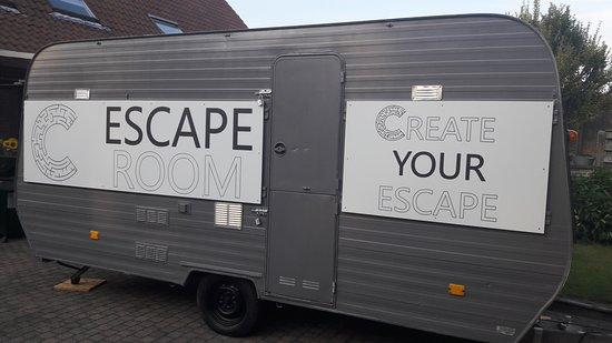Kasterlee, België: Caravan Create Your Escape