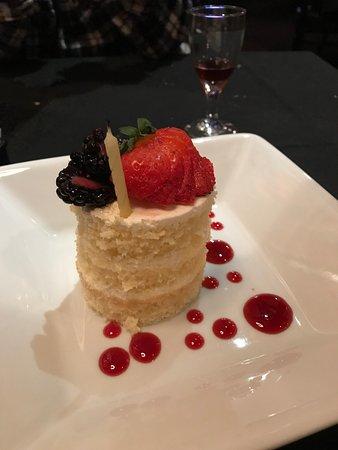 Twin Peaks, CA: Dessert