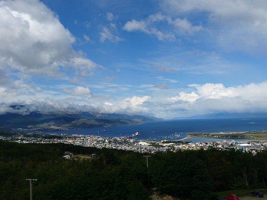 Las Hayas Ushuaia Resort: Vista desde la habitación