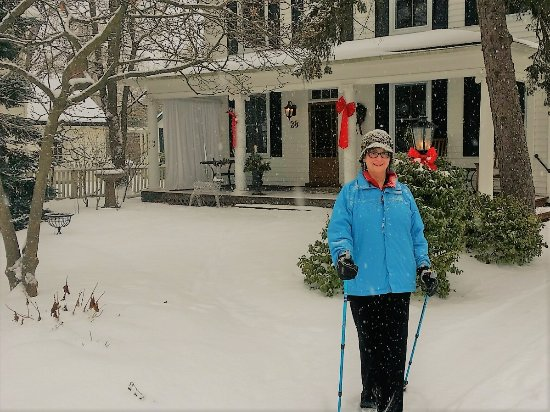 Copper Dreams Bed and Breakfast: A great location from which to Nordic Pole Walk
