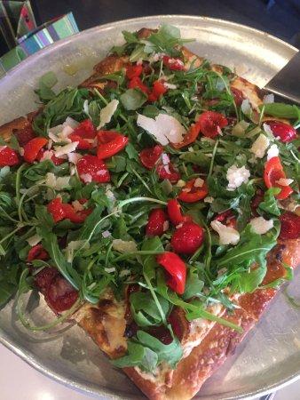 Tony's Pizza Napoletana: Grandma the Butcher pizza