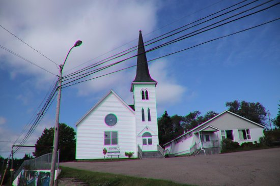 St. Peter's, Kanada: Attractive!
