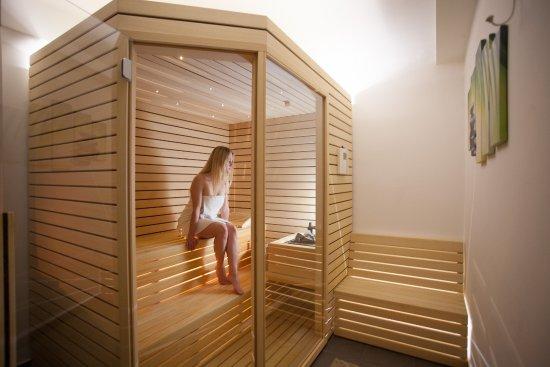 Private Sauna Picture Of Mei Wellness Centar Zagreb Tripadvisor