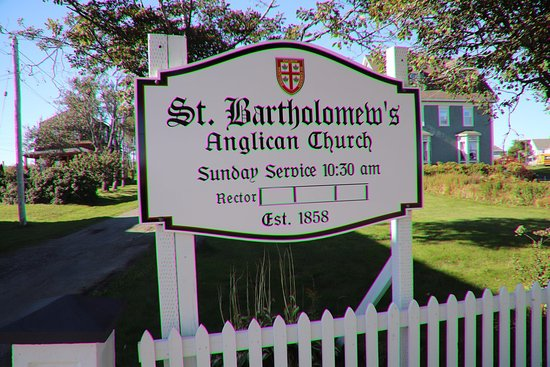 Louisbourg, Canada: St. Bartholomew's Anglican Church