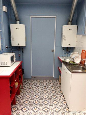 Hostal maison de la mer bewertungen fotos for Disposition cuisine