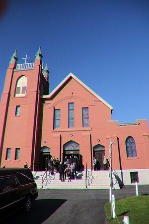 Holy Redeemer Parish: What a beautiful church!