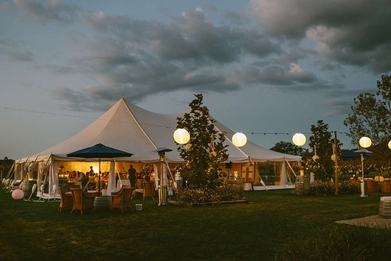 Mudgee, Australia: A beautiful location for a marquee wedding