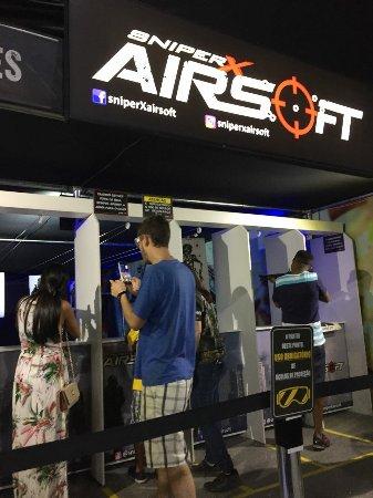 Sniper X Airsoft