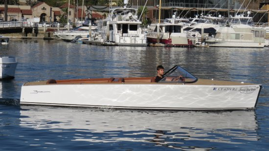 The Bruce 22t Picture Of Eb Rental Ltd Newport Beach