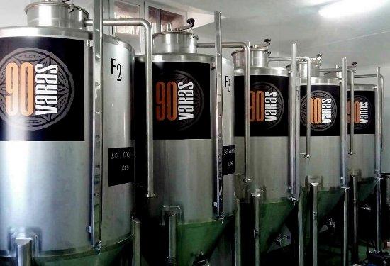 Cerveza 90 Varas