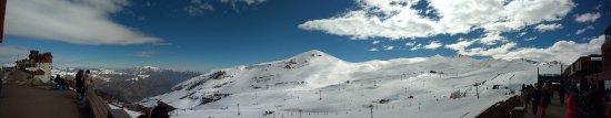 Farellones, Chile: panoramica