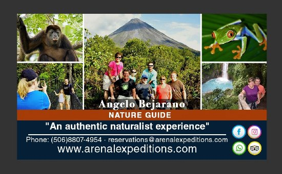 ‪Costa Rica Nature Guides-Tours and Transfers‬