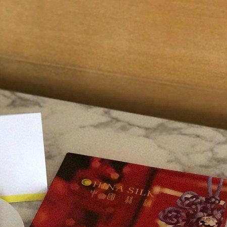 The Westin Bund Center Shanghai : My present