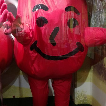 Hastings, NE: Kool Aid Man