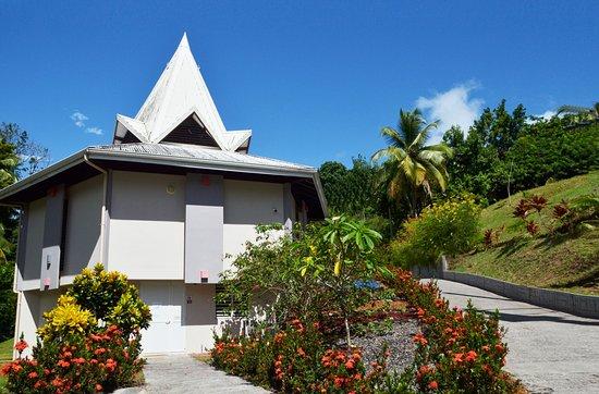 Interpretation Center Paul Gauguin: entrée du musée