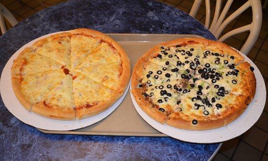 Anniston, AL: Pizzas