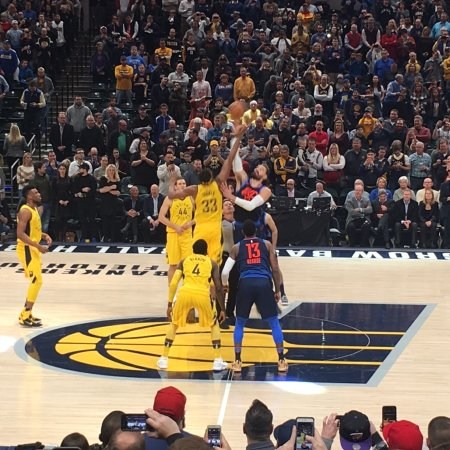 Bankers Life Fieldhouse: photo1.jpg