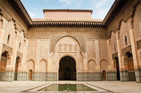 Casablanca, Marrakech, Meknes, Fez, Rabat 5-Day from Spain