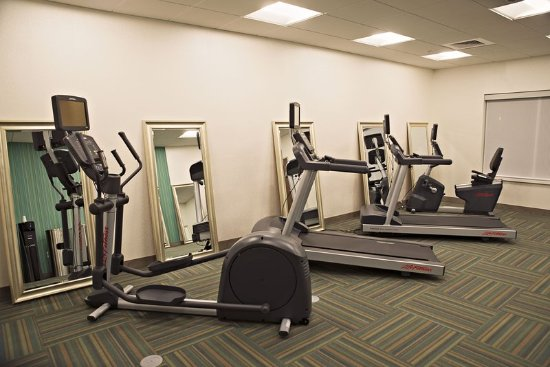 Rantoul, IL: Health club
