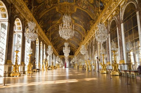 Palace of Versailles VIP Tour, Royal...