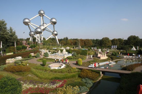 Mini Europe and Atomium Combo Ticket