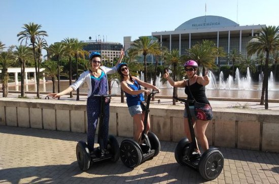 Fun Segway Tour in Valencia