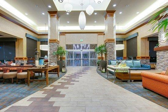 Lobby Photo De Hilton Garden Inn Fort Worth Medical Center Fort Worth Tripadvisor