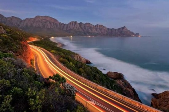 Cape Peninsula Tour including Private...