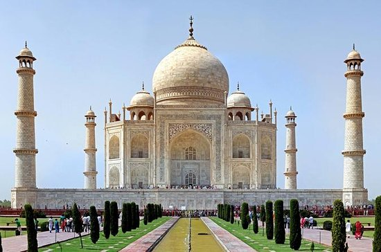 1 Day Trip to Agra City - Visit Taj...