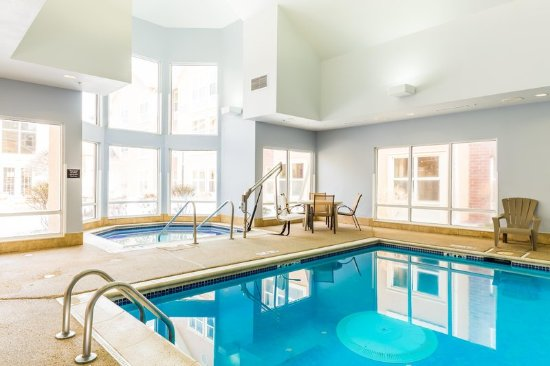 Pool Hampton Inn Suites Hoffman Estates Hoffman Estates Tripadvisor