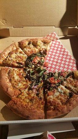 Weird pizza