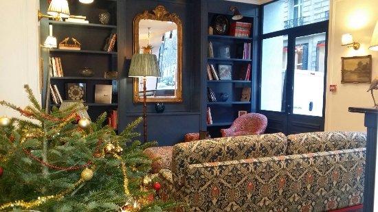 Petit salon - Picture of Maison Malesherbes by HappyCulture, Paris ...