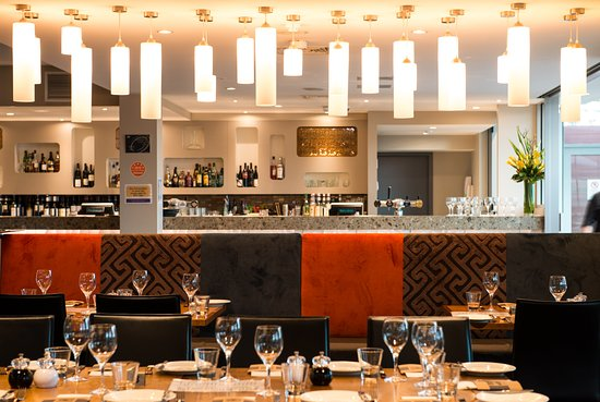 Lindisfarne, Australia: Restaurant