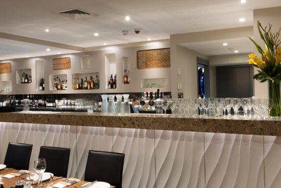Lindisfarne, Australia: bar & restaurant