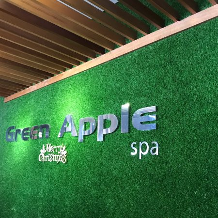 ‪Green Apple Spa‬