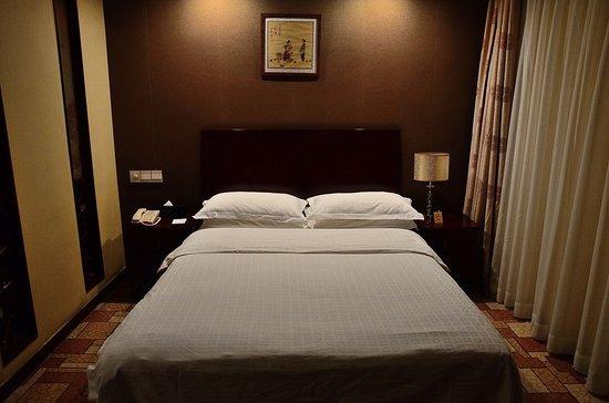 Starway Boutique Tianan Rega Hotel: 5樓某間大床房(大床)