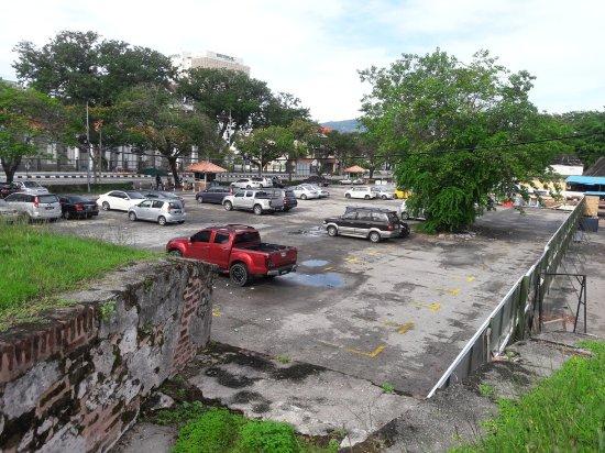 Fort Cornwallis Car Park