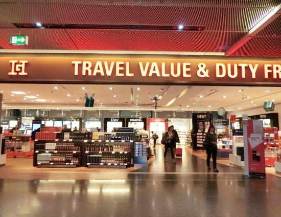 Duty Free & Travel Value Shops