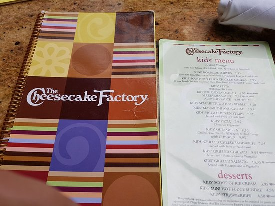 The Cheesecake Factory: 20171202_151132_large.jpg