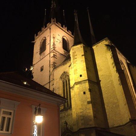 Louny, República Checa: Church of St. Nicholas