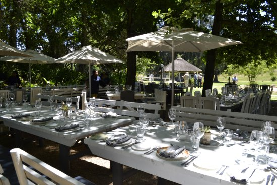 Towerbosch Restaurant Beautiful table setting & Beautiful table setting - Picture of Towerbosch Restaurant ...