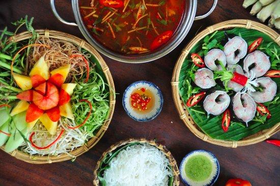 Lang ngon authentic vietnamese cuisine photo de lang - Authentic vietnamese cuisine ...