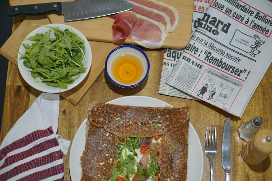 Roule Galette: Amazing authentic French food
