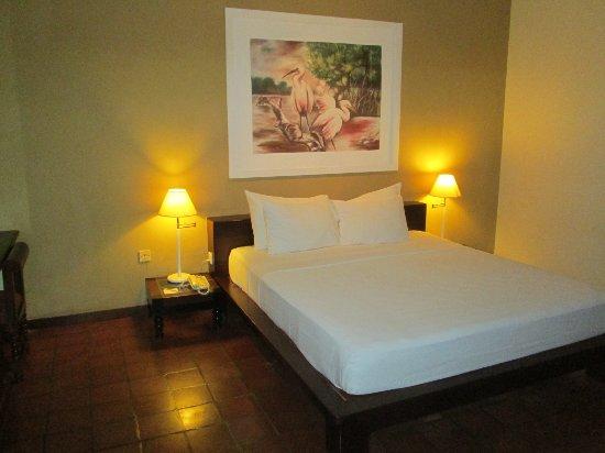 Club Palm Bay Hotel: Doppelbett