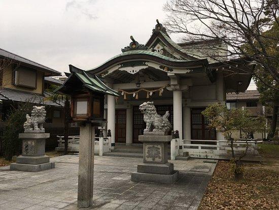 Takagi Hachiman Shrine