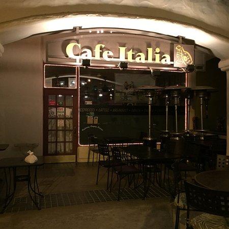 Cafe Italia Indian Wells Ca Menu